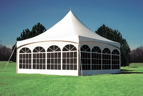 & Fun Party Tent Package